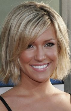 Kristin Cavallari Hair | kristin cavallari short hairstyle cute bob