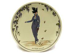Villeroy & Boch 1900 Plate on Etsy