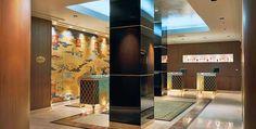 Hotel Heathman Lobby