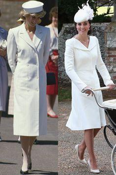 Times Kate Middleton Dressed Like Diana