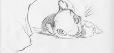 Chris Sanders » Storyboards - every single one has so much character in it... can't get over it