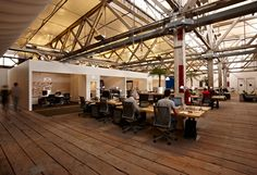 IDEO San Francisco offices by JENSEN ARCHITECTS | #C2MTL #IDEO
