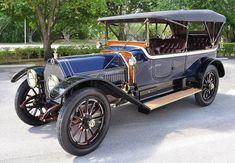 1913 Alco Convertible Touring Car