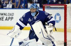 Tampa Bay Lightning Year In Review: Ben Bishop