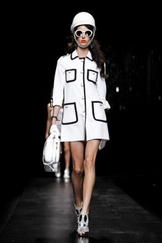 Moschino Spring Summer Ready To Wear 2013 Milan