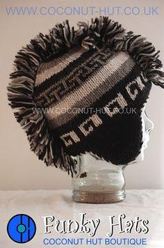 mohawkish wooly hat