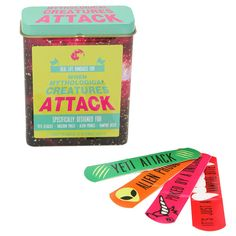 Creature Attack Bandages haha