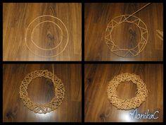 . Newspaper Basket, Newspaper Crafts, Willow Weaving, Basket Weaving, Creative Crafts, Diy And Crafts, Paper Weaving, Christmas Crafts For Gifts, Paper Jewelry