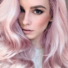 summer pink hair tumblr - Buscar con Google
