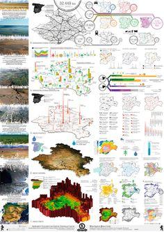 VLS_Very Large Structure Lámina Contexto territorial / Territory context _ Castilla y León _ Spain
