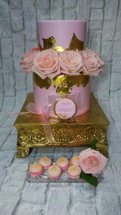 Danieka's Baby Shower Cake