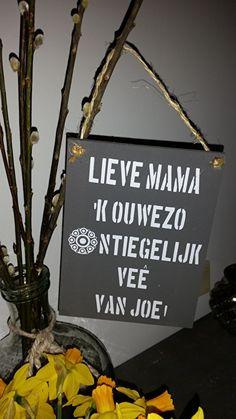 Lieve mama