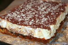 Tiramisu, Gem, Sweet Tooth, Cooking, Ethnic Recipes, Desserts, Saintpaulia, Food, Cakes