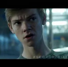 New Newt still from The Scorch Trials<<<< still looks confused<<< every time newt came on the screen I was like awwwwwww my baby