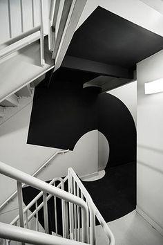 Fifth floor — Paula Scher, Pentagram