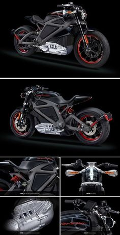 Project Livewire - Harley Davidson First Electric Motorcycle Revealed