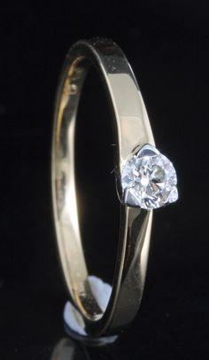 Diamond Engagement Ring 3