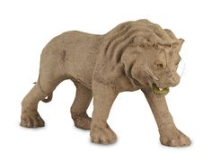 Leo the Lion by Currey & Co.