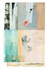 Catalog Print - Drowning Not Waving Martin O'Neill