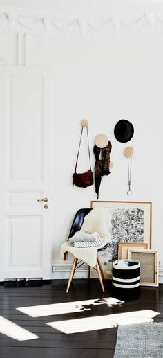 Simple entryway idea