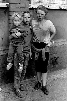 Unforgettable Photos of Irish Traveller Children