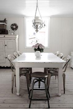Вопрос 5 В доме мечты - большая кухня, огромный обеденный стол, за которым может собраться большая семья или много друзей - и настольные игры:)