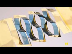 Japanese Paper Cutting Could Be The Key To Better Solar Power - The University of Michigan has figured out how to use kirigami to make solar panels up to 40% more efficient.  Kirigami isn't quite as well known as it's flashier cousin origami but the Japanese paper cutting technique is already being implemented in innovative new technology designs.