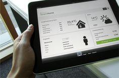 Smart Home App on Behance