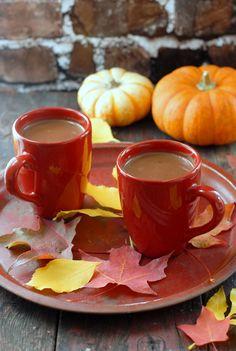 Pumpkin Mexican Hot Chocolate - BoulderLocavore.com