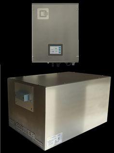 Serienfertigung des Q_BEE Energiespeichersystems läuft an