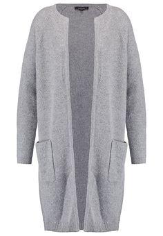 Selected Femme SFMISA - Vest - light grey melange - Zalando.nl