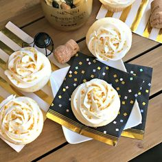 Cupcakes worthy of any celebration or holiday.