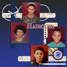 Family Album 2016: Haircuts