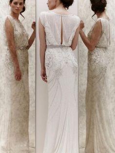 Jenny Packham Esme Size 3 Wedding Dress – OnceWed.com | PAID: $6000 ASKING: $2000 save 67% | http://www.oncewed.com/used-wedding-dresses/esme-11/
