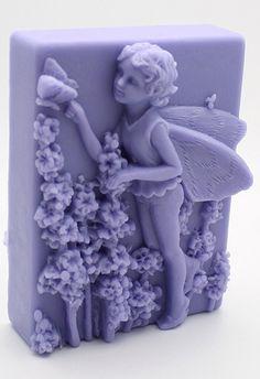 Canterbury Bell Garden Faerie Soap