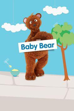baby bear sesame street
