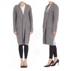 --evaChic--This Céline Chester Cashmere Coat from FW16 collection represents Phoebe Philo's minimalist approach to fashion as well as her love for feel-good fabrics. The chic item is an instant warmer that works with almost everything in your closet. For the busy lady, this is the ultimate winter wardrobe stunner!                 http://www.evachic.com/product/celine-chester-cashmere-coat/