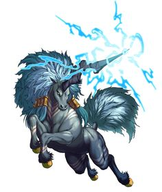 Ixion from Final Fantasy Dimensions II #illustration #artwork #gaming #videogames #gamer