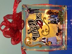 Wizard of Oz @Rachel Kingston Here is the idea I saw that could be a cute gift...just an idea