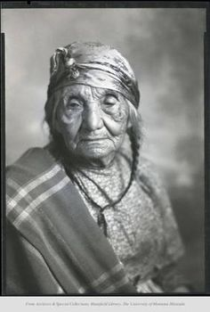 Salish Indian woman portrait by R. H. McKay dated August 8 233b6b3d7