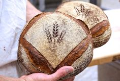 Artisan Bread Stenciling -- 5 Simple Steps for Beautiful Designs, via King Arthur Flour