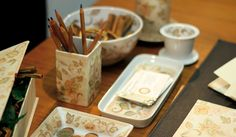Enjoy our FRESCO porcelains in your office too!