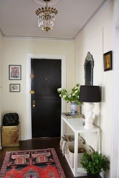 Copy Cat Chic: Copy Cat Chic Room Redo | Treasure-filled Entry