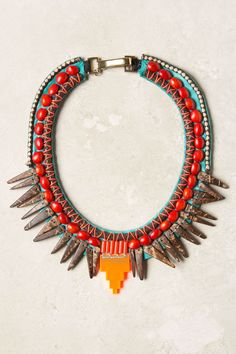 Galle Necklace - Anthropologie.com