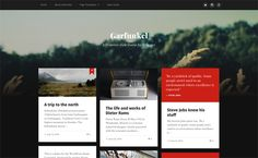 A collection of 8 free, usefull and #responsive themes for #Wordpress