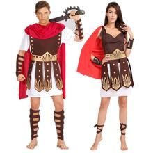 Umorden Halloween Purim Adult Ancient Roman Greek Warrior Gladiator Costume Knight Julius Caesar Costumes for Men Women Couple Julius Caesar Costume, Greece Costume, Gladiator Costumes, Spartan Women, Warrior Costume, Greek Warrior, Spartan Warrior, Couple Halloween Costumes, Spooky Costumes