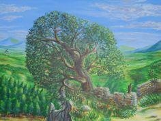 Landscape (Enlarged) - Táj (részlet) - 2011