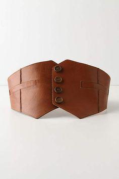 Three-Piece Belt - anthropologie.com