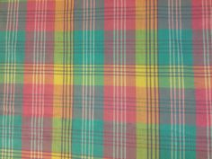 Rainbow Tartan Tartan, Plaid, Pocket Square, Weaving, Rainbow, Squares, Style, Gingham, Rain Bow