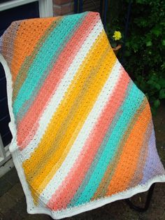 Warm babyblanket door crochetbyjacobi op Etsy
